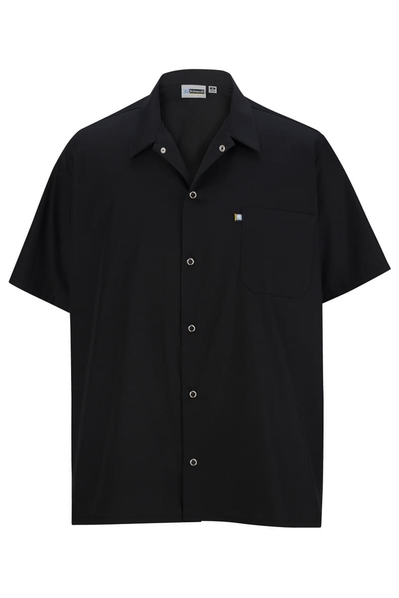 6 Snap Front Utility Shirt