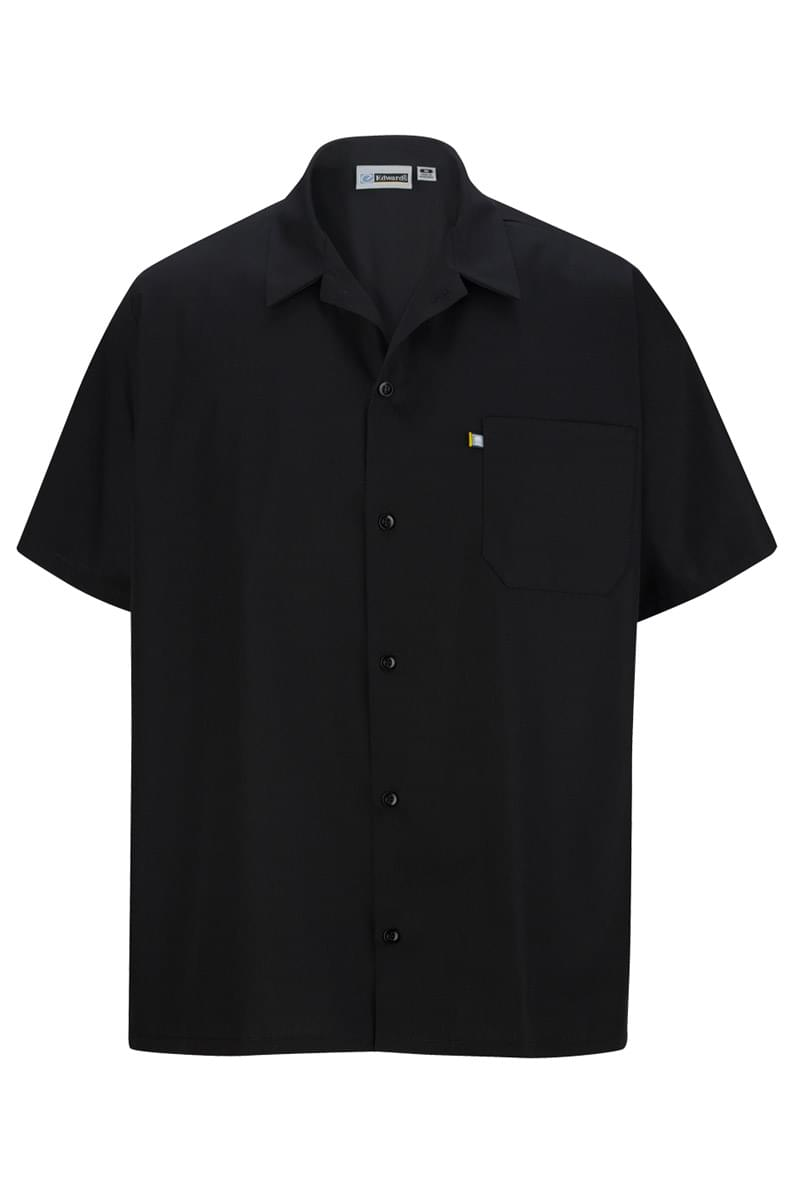 6 Button Front Utility Shirt