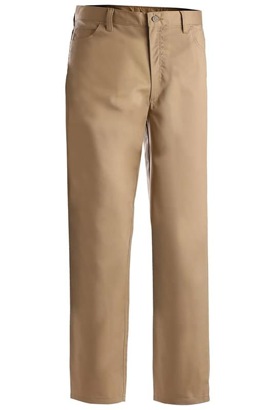MEN'S RUGGED COMFORT FLAT FRONT PANT