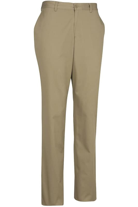 MEN'S FLAT FRONT SLIM CHINO PANT