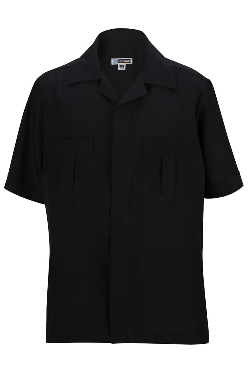 MEN'S SPUN POLY SERVICE SHIRT