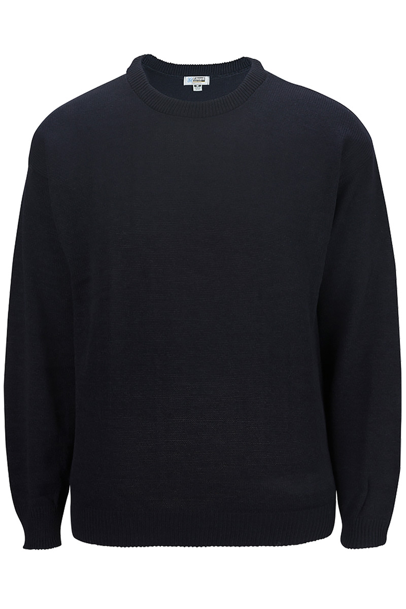 Crew Neck Acrylic Sweater