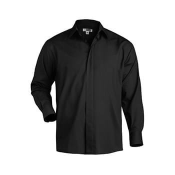 MEN'S CAFE SHIRT-LONG SLEEVE