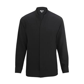 Men's Stand-Up Collar Shirt