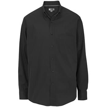 Men's Cottonplus Long Sleeve Twill Shirt