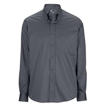 Mens No-Iron Button Down Dress Shirt