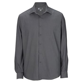 Mens No-Iron Stay Collar Dress Shirt