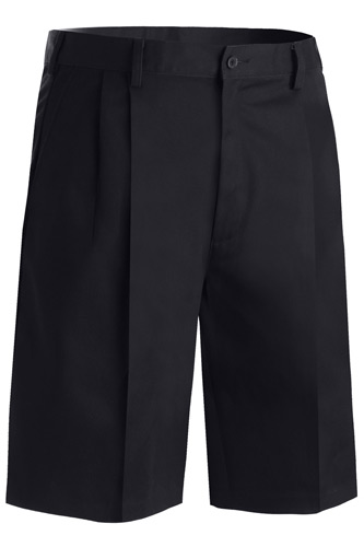 Men's Utility Pleated Front Chino Short