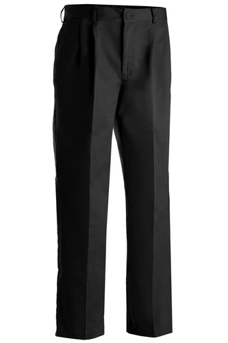 MEN'S UTILITY PLEATED FRONT CHINO PANT