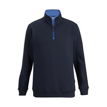 UNISEX 1/4 ZIP PERFORMANCE PULL OVER