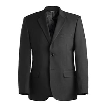 Men's Washable Suit Jacket (2-Button)