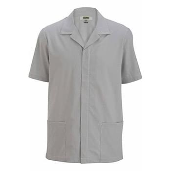 MENS BUTTON FRONT SERVICE SHIRT