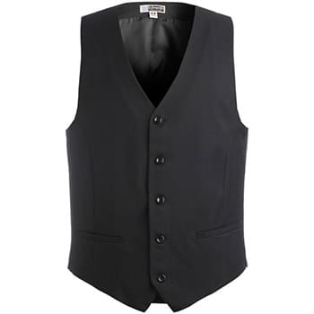 Men's Synergy Washable High-Button Vest