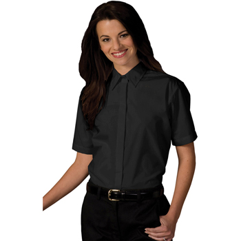Women's Short Sleeve Cafe Shirt