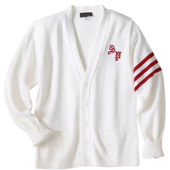 Varsity Sweater With Tuff-Pil Plus