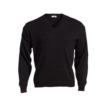 V-Neck Acrylic Sweater