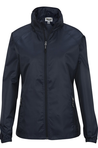 Hooded Rain Jacket - Ladies'