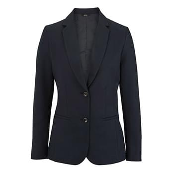 LADIES' SYNERGY WASHABLE SUIT COAT - LONGER LENGTH