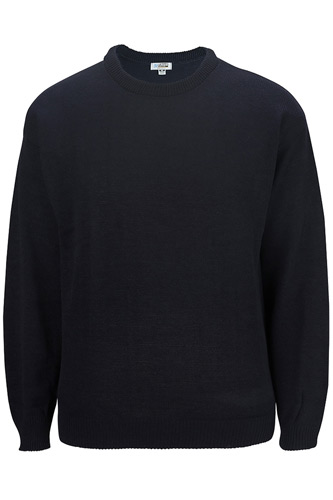 Crew Neck Sweater With Tuff-Pil Plus