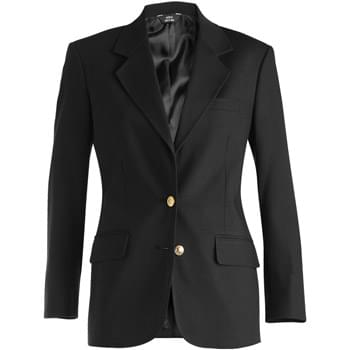 LADIES' HOPSACK BLAZER