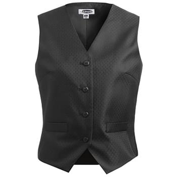 Women's Diamond Brocade Vest