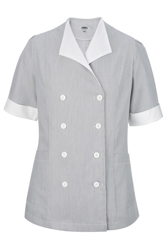 Women's Junior Cord Double Breasted Tunic