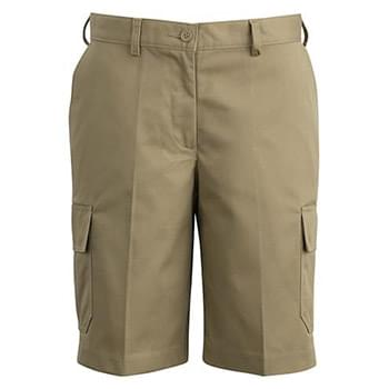 Ladies Ultimate Khaki Cargo Short