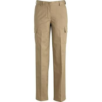Ladies Ultimate Khaki Cargo Pant