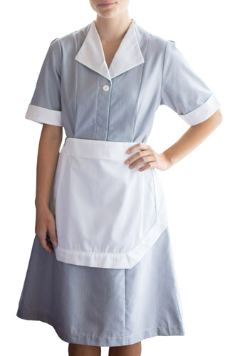 LADIES' JUNIOR CORD DRESS